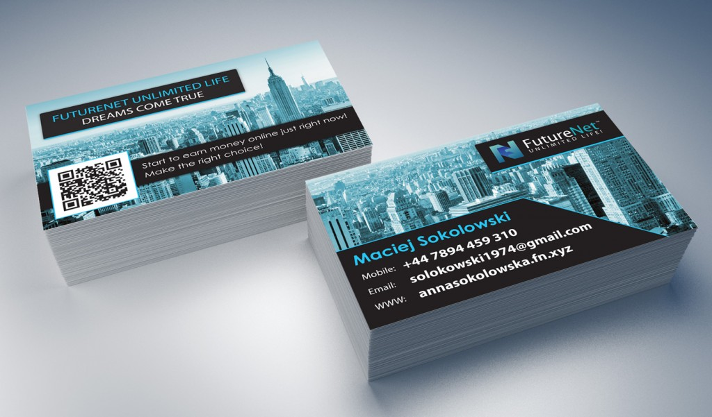 Future net business cards web graphic design agency stockport future net business cards reheart Image collections