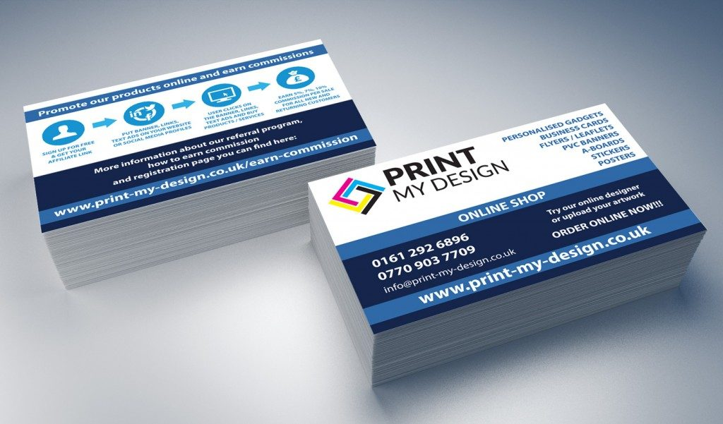Print design web graphic design agency greater manchester print my design business cards reheart Images